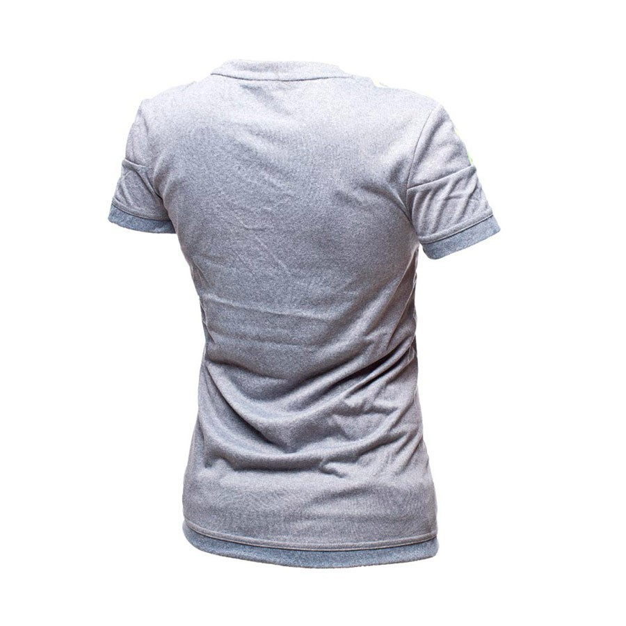 Adidas Segunda Camiseta Mujer 15 Real Grey Equipación Madrid 16 5q34ARLcjS