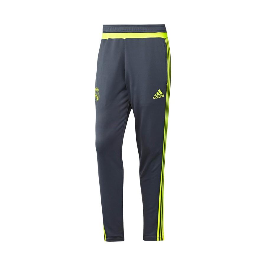 e106e79cb8209 Long pants adidas Real Madrid Training 15-16 Deepest space-Solar ...