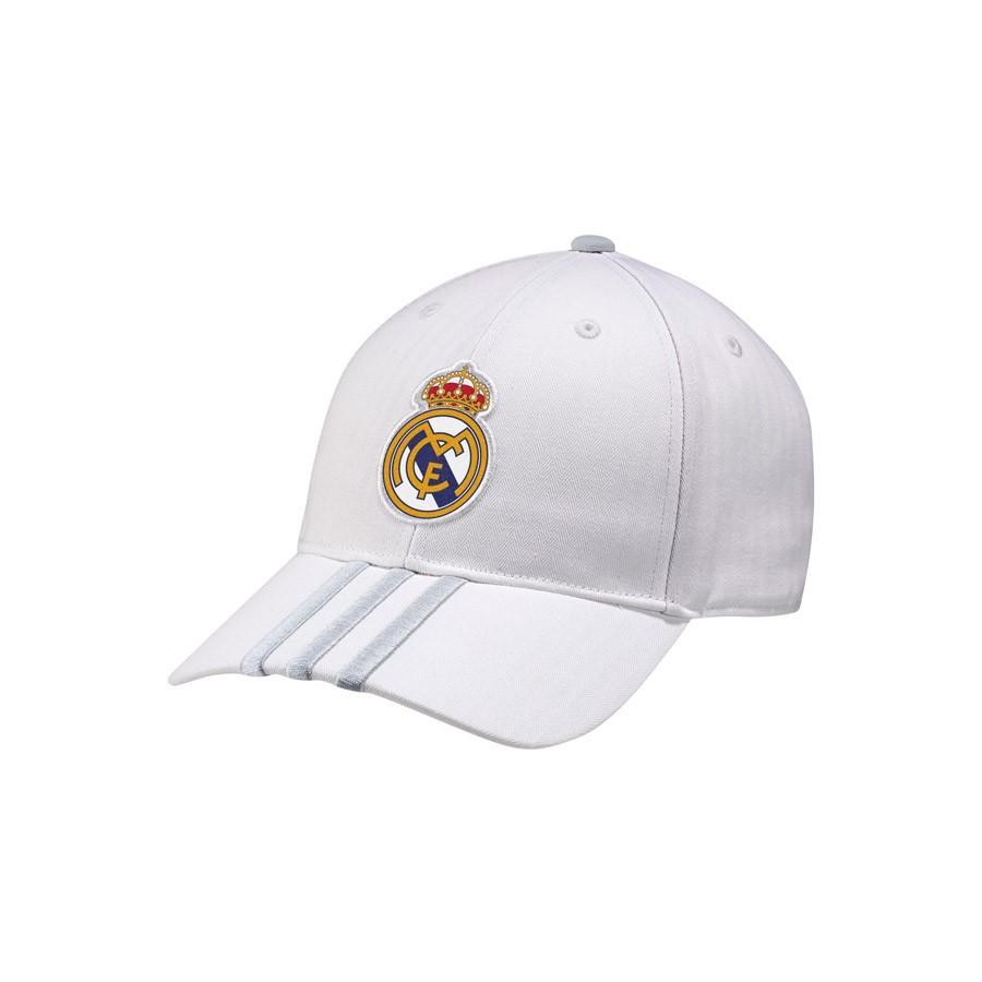 gorra adidas del real madrid
