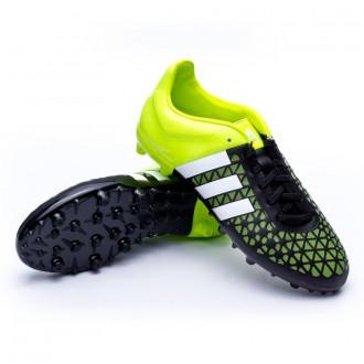 Bota  adidas Ace 15.3 FG/AG Niño Solar yellow-White-Core black