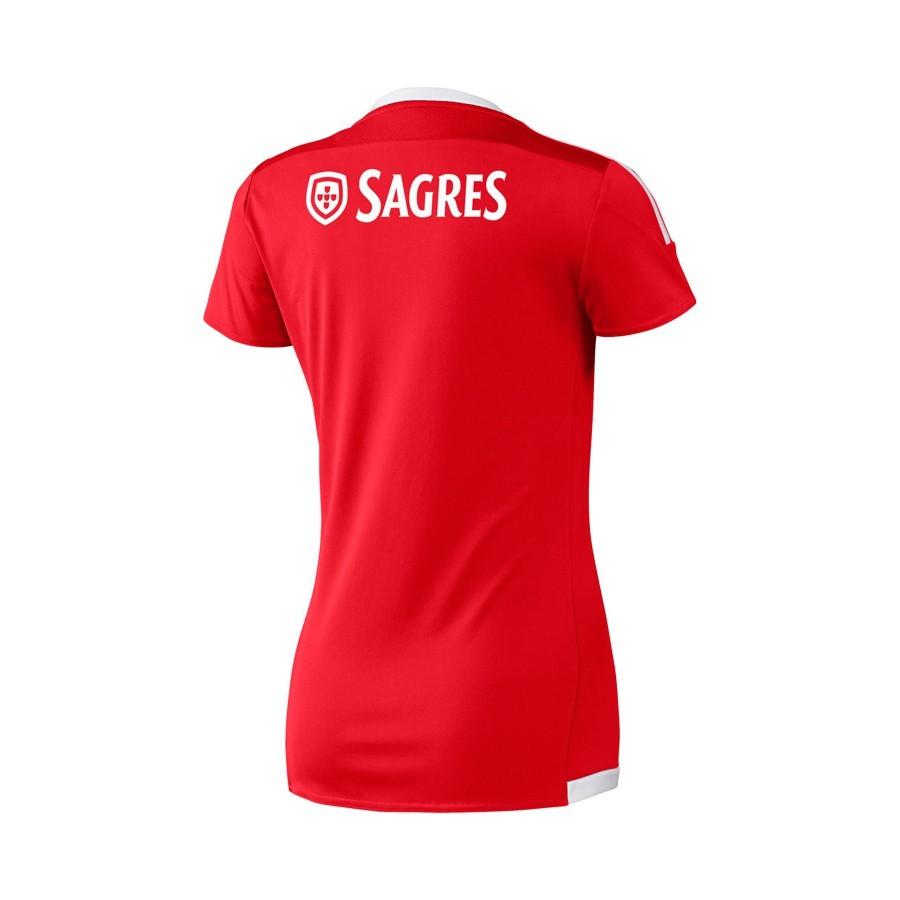 d71fc7a8327 Camisola adidas SL Benfica Women 15-16 - Loja de futebol Fútbol Emotion