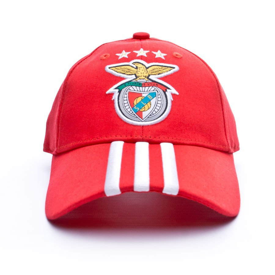 30bf23923bd Cap adidas SL Benfica 15-16 Benfica red-White - Football store Fútbol  Emotion
