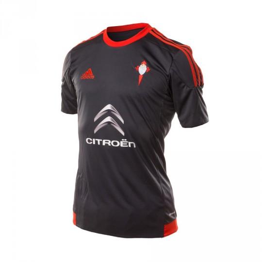 Camiseta  adidas RC Celta de Vigo Away 15-16 Dark grey-Red