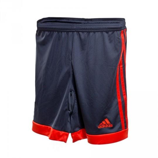 Pantalón corto  adidas RC Celta de Vigo Away 15-16 Dark grey-Red