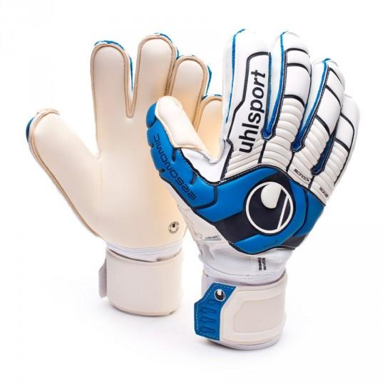 Gant  Uhlsport Ergonomic360 Absolutgrip Bionik+ Blanc-Bleu