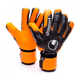 Guante  Uhlsport Ergonomic HN Soft Supporframe Naranja-Negro
