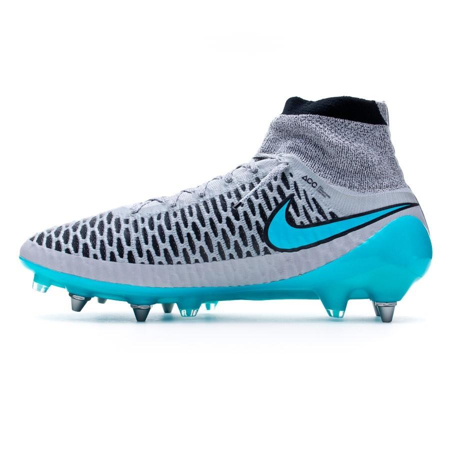 Íncubo ganar Hay una necesidad de  Football Boots Nike Magista Obra ACC SG-Pro Wolf grey-Turquoise-Black -  Football store Fútbol Emotion