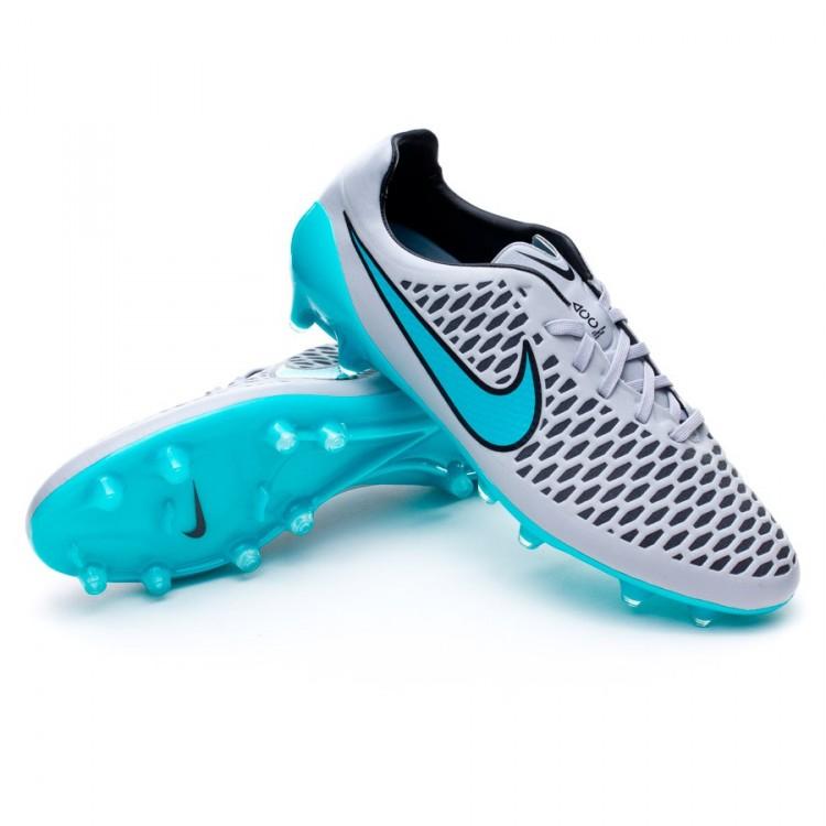 3bdd1ddbec1f Boot Nike Magista Opus ACC FG Wolf grey-Turquoise-Black - Leaked soccer