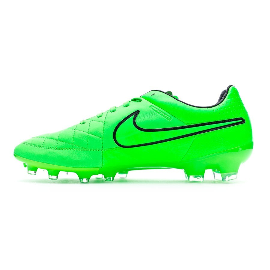 60fdb00fbf4 Football Boots Nike Tiempo Legacy FG Green strike-Black - Football store  Fútbol Emotion