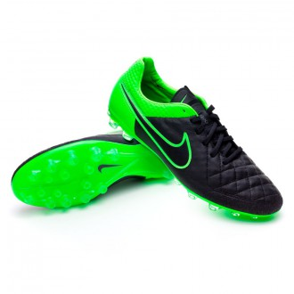 Tiempo Legend V ACC AG-R Black-Green strike