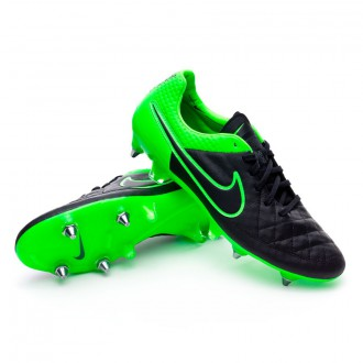 Tiempo Legend V ACC SG-Pro Black-Green strike