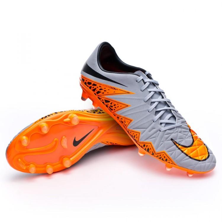 Fútbol Phatal Total Orange Ii Wolf Grey Bota De Hypervenom Fg Nike qSzLUMpGV