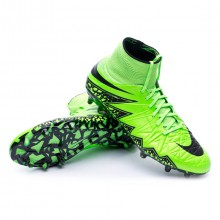 Hypervenom Phantom II ACC FG Green strike-Black-Volt