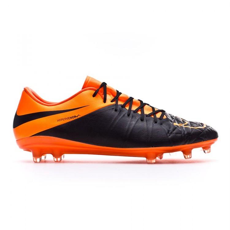 41e05f8e18e2 Football Boots Nike Hypervenom Phinish ACC Tech Craft FG Black-Total ...