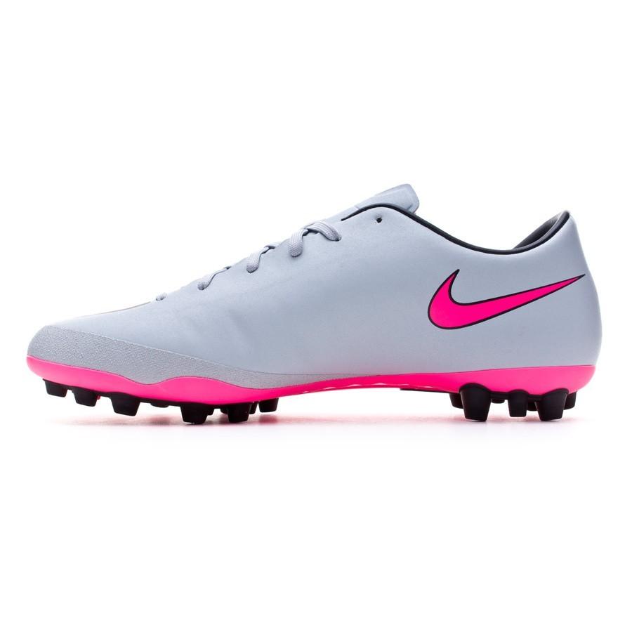 4fa0a234204 ... clearance scarpe calcio nike mercurial victory v ag r wolf grey hyper  pink 2f541 16735