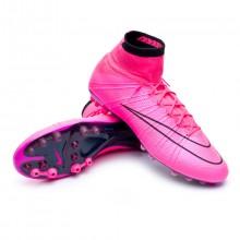 Mercurial Superfly ACC AG-R Hyper pink-Black