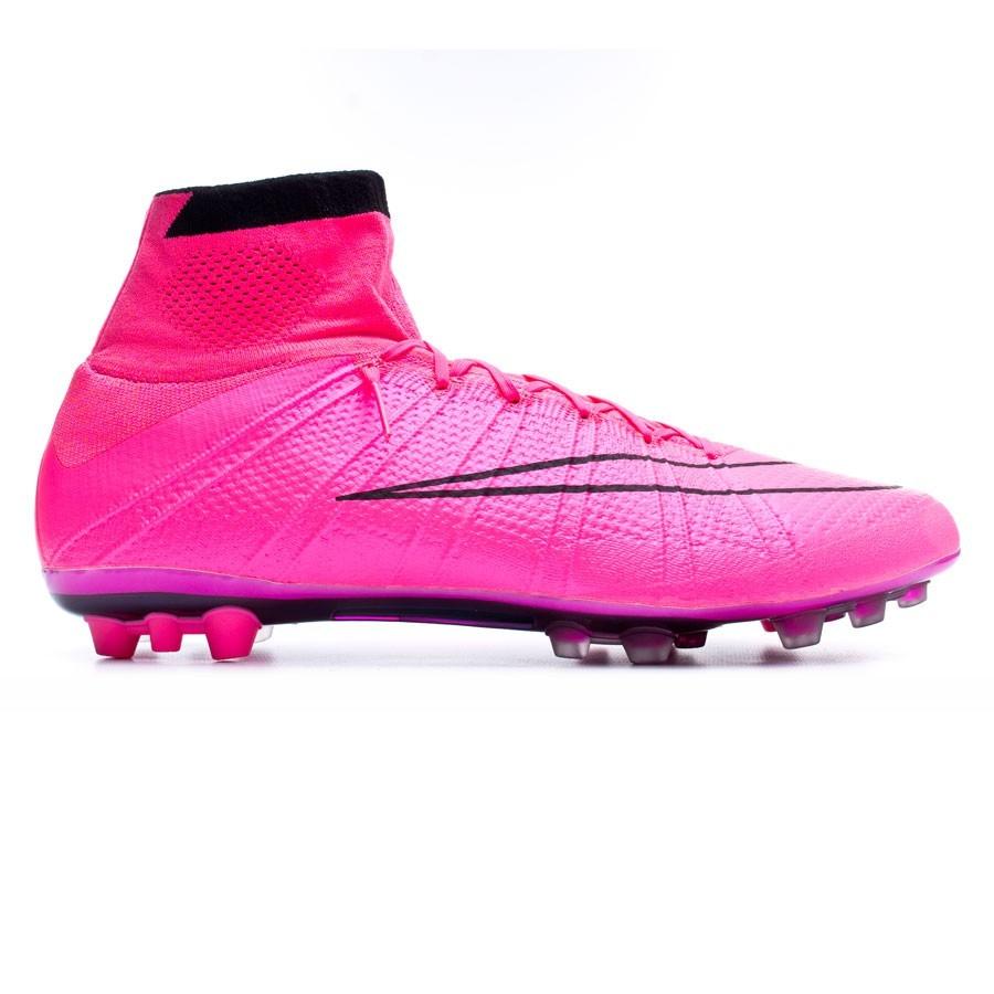 1f534be062ea5 Football Boots Nike Mercurial Superfly ACC AG-R Hyper pink-Black - Tienda  de fútbol Fútbol Emotion