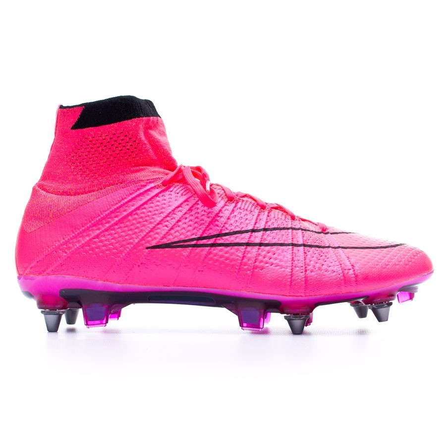 more photos 78f90 4834b Football Boots Nike Mercurial Superfly ACC SG-Pro Hyper pink-Black - Tienda  de fútbol Fútbol Emotion