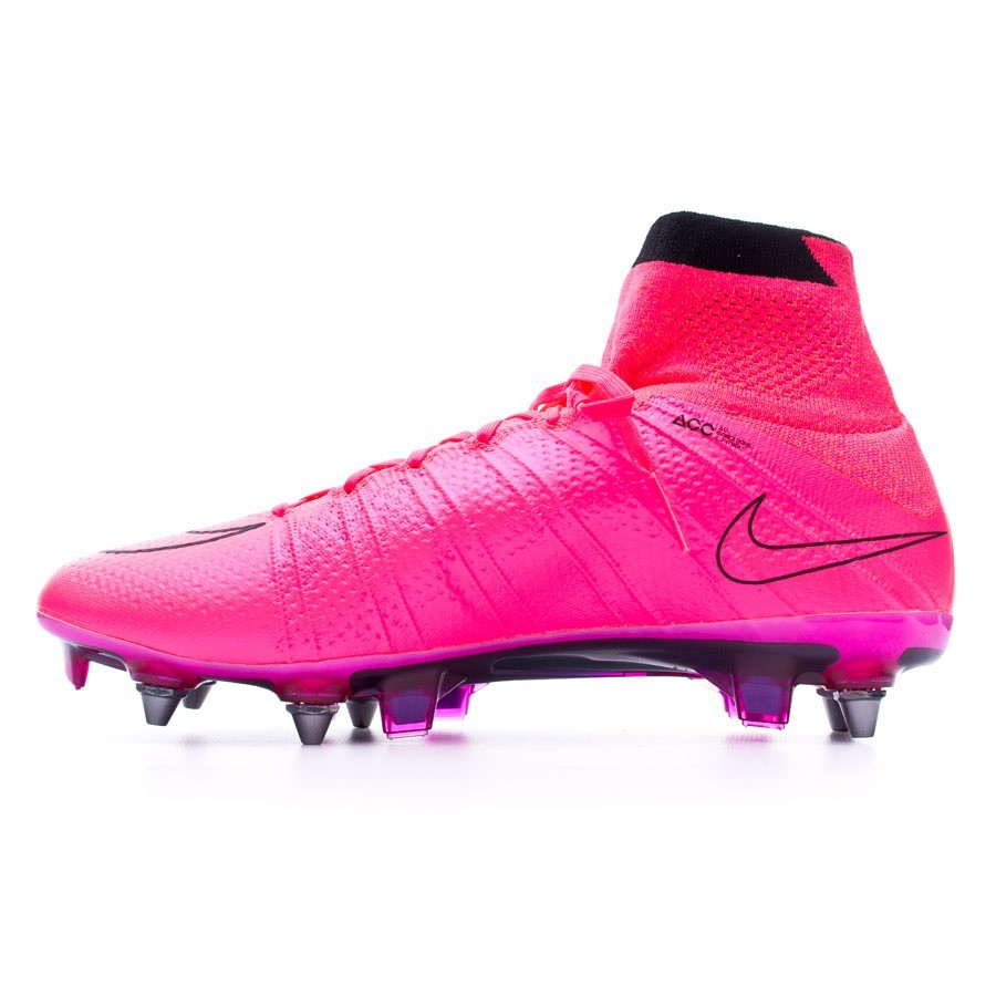 best sneakers b0d07 45d40 Chaussure de foot Nike Mercurial Superfly ACC SG-Pro Hyper pink-Black -  Boutique de football Fútbol Emotion