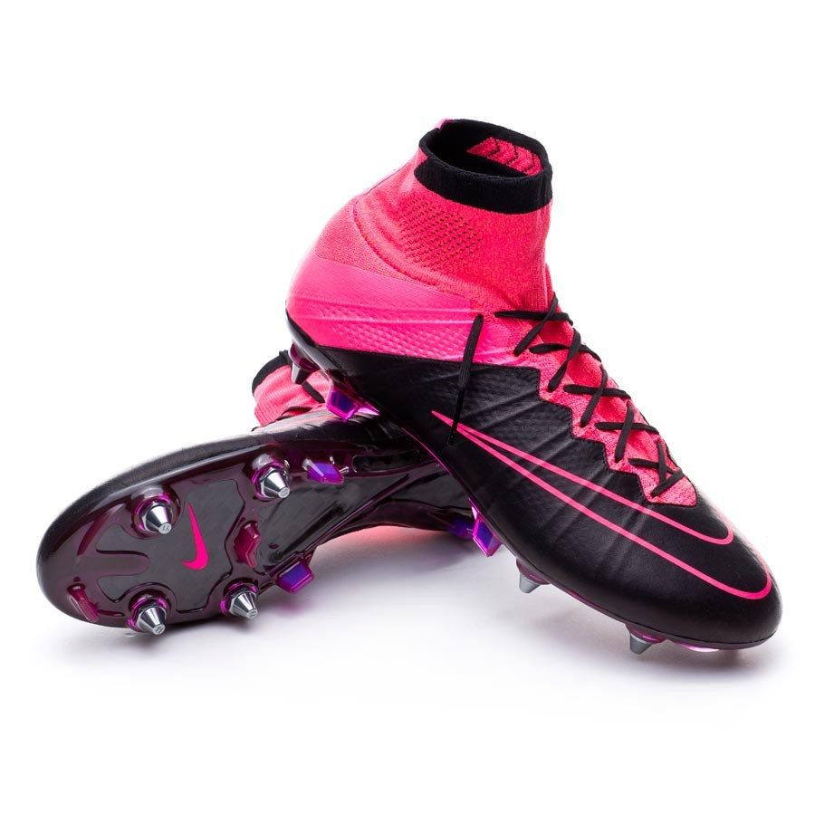 boot nike mercurial superfly acc tech craft sg pro black. Black Bedroom Furniture Sets. Home Design Ideas