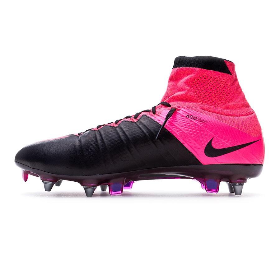 Boot Nike Mercurial Superfly ACC Tech Craft SG-Pro Black-Hyper pink-Pink  power - Soloporteros es ahora Fútbol Emotion ef3e3550f4abb