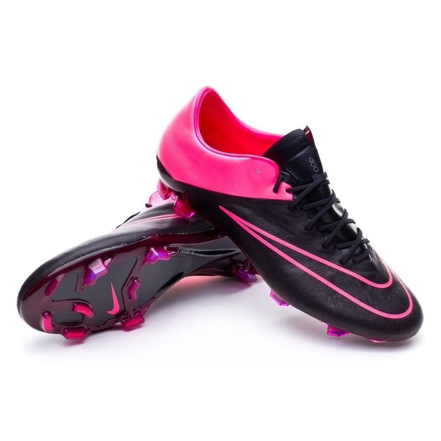 8a846c79e Bota de fútbol Nike Mercurial Vapor X ACC Tech Craft FG Black-Hyper pink- Pink power - Tienda de fútbol Fútbol Emotion