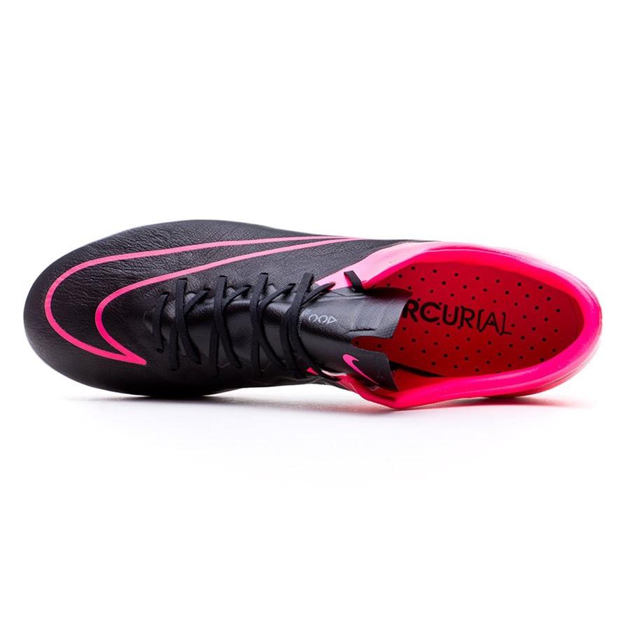 31303fe56 Football Boots Nike Mercurial Vapor X ACC Tech Craft FG Black-Hyper pink- Pink power - Tienda de fútbol Fútbol Emotion