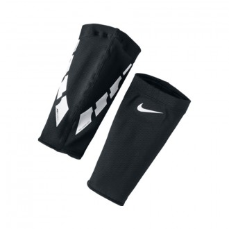 Shin pad sheath Nike Ligera Black