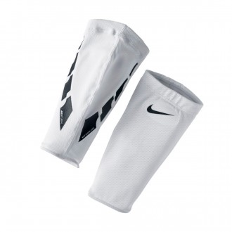 Shin pad sheath Nike Light White