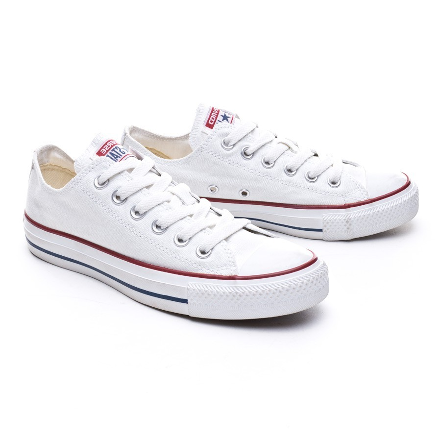 1eb28ebd617b Trainers Converse Chuck Taylor All Star Ox Optical white - Football ...