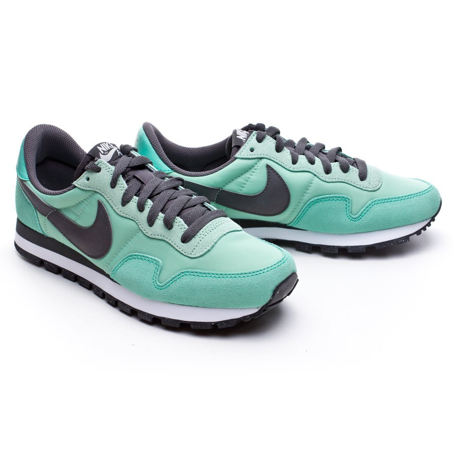 3ed73a37bab Trainers Nike Air Pegasus 83 Enamel Green-Midnight fog - Football ...