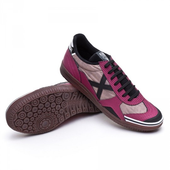 Boot  Munich Gresca Purple