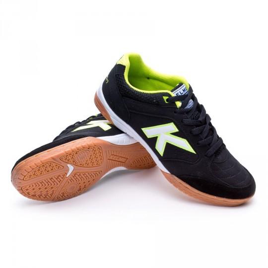 Chaussure de futsal  Kelme Precision LNFS Noir-Blanc