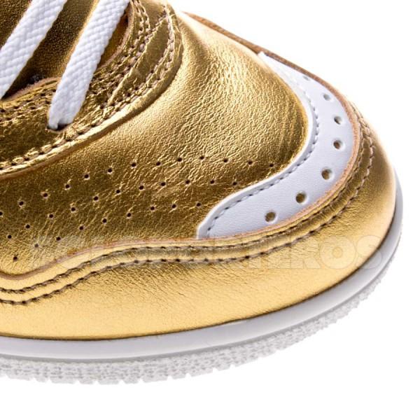 Sapatilha de Futsal Munich Continental Paco Sedano Gold Edition