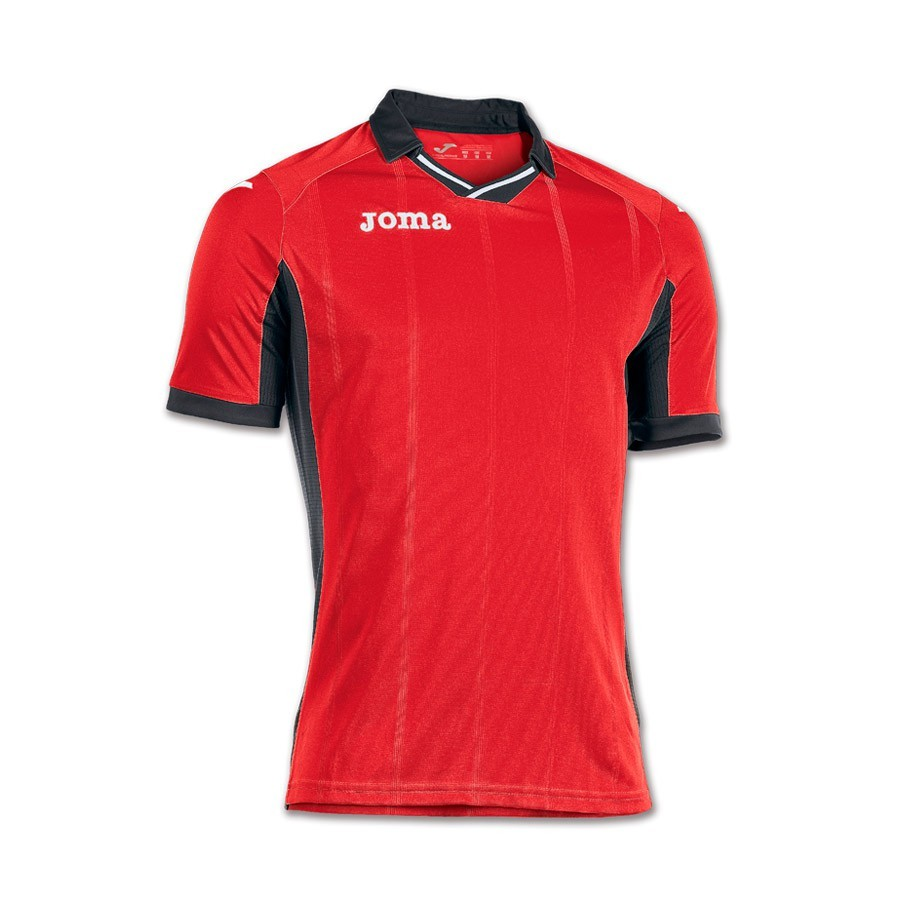 Camiseta Soloporteros Palermo Es Roja Negra Emotion Fútbol Joma Ahora PxrgqP