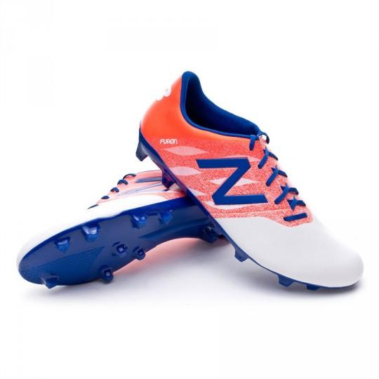 Bota  New Balance Furon Dispatch FG White-Orange