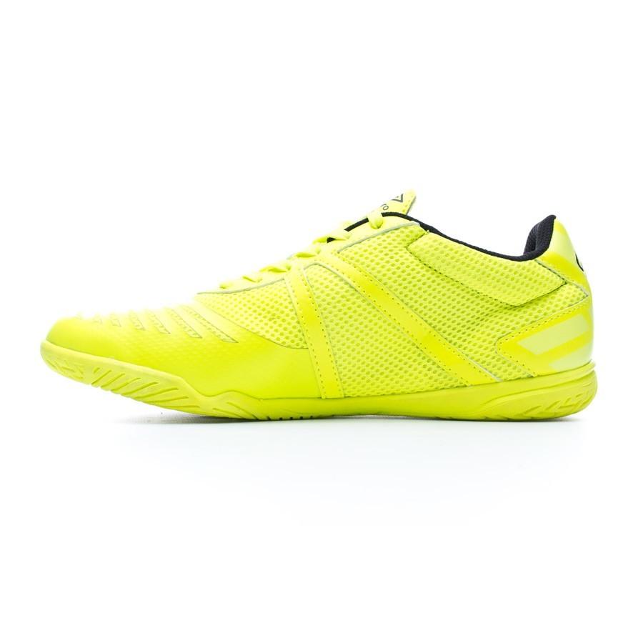 Futsal Boot Umbro Vision League 4 Safety Yellow Black Football Sepatu Mizuno Sala Classic 2 In Category