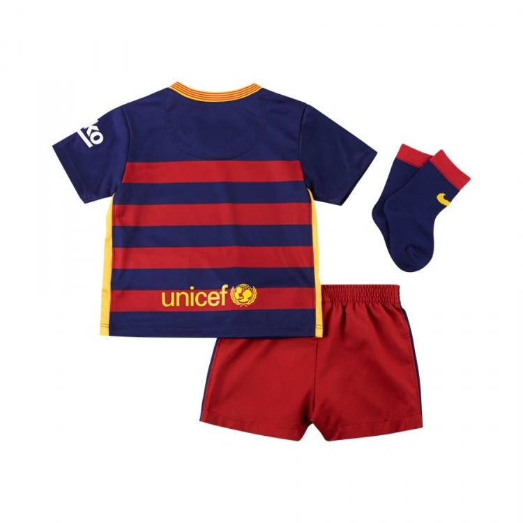 camiseta fc barcelona bebe