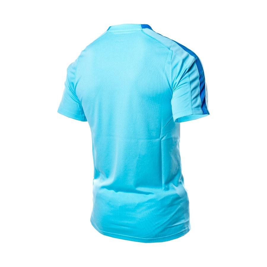 Jersey Nike AC Bilbao Flash Training TOP 2015-2016 Pool blue-Photo ... a8f970f2296be