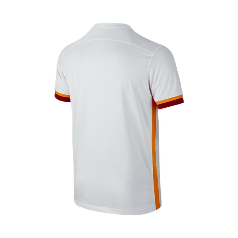 Camiseta Nike AS Roma Segunda Equipación Stadium 2015-2016 Niño ... be24da61ddbc0