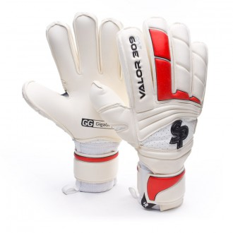 Guante  SP Valor 309 EVO Protect Blanco-Rojo