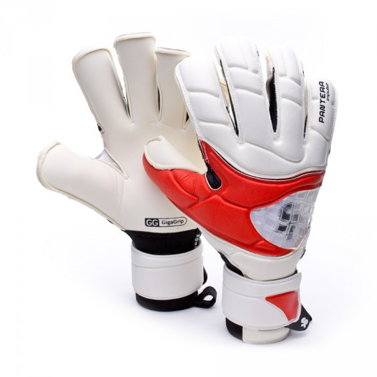 Guante  SP Pantera Impulse Protect Blanco-Rojo