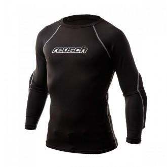 Camiseta  Reusch CS Interior Protecciones Negra