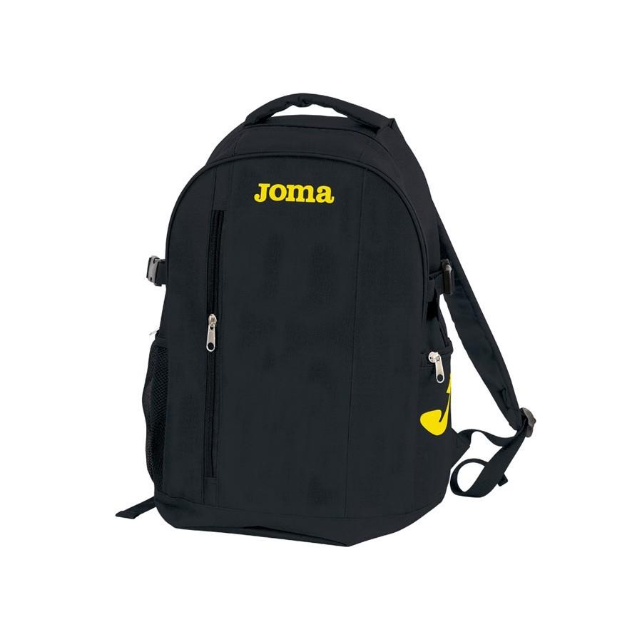 de64804b819 Backpack Joma Estadio II Black-Yellow - Football store Fútbol Emotion