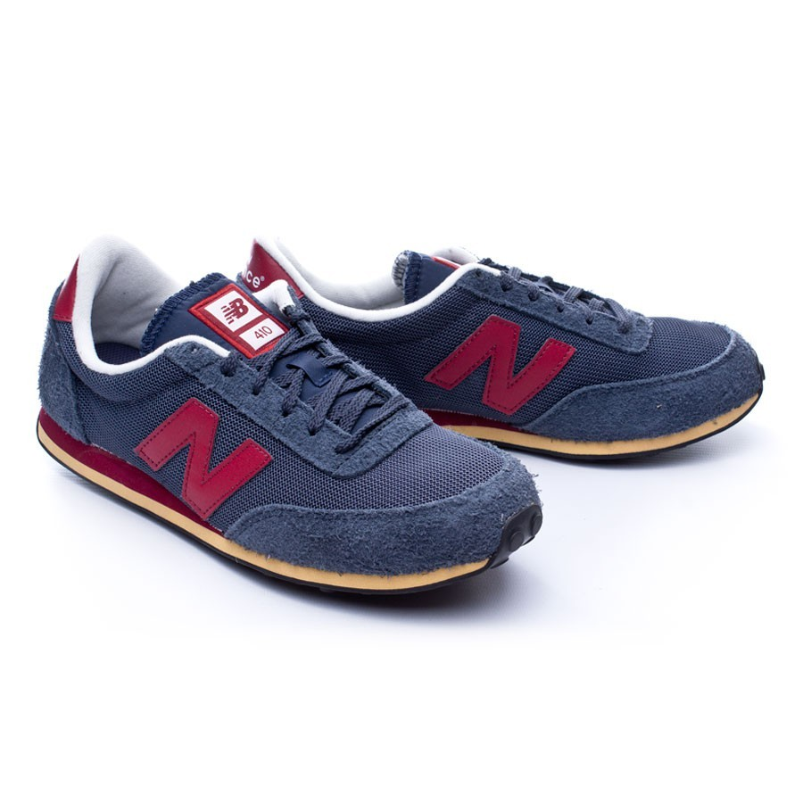 6d59067bf6e35 Trainers New Balance U410 Navy - Football store Fútbol Emotion