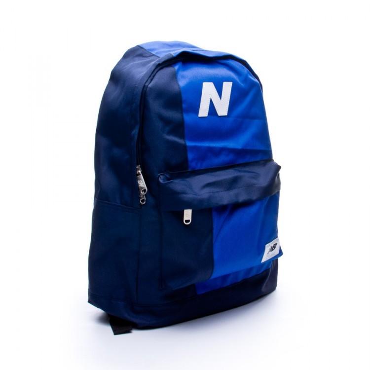 f4cbacfe77e Backpack New Balance Mellow Block Blue - Soloporteros es ahora ...