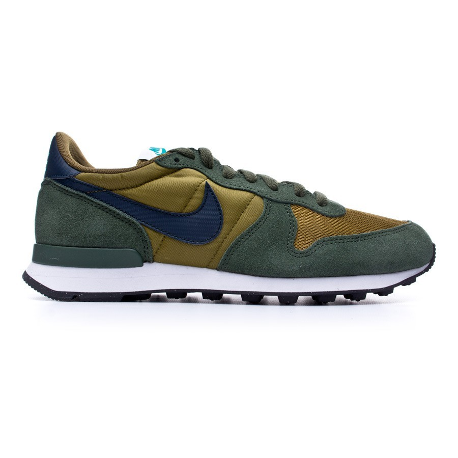 c84c9a3cd5b4 Trainers Nike Internationalist Green-Dark obsidian-Green - Football store  Fútbol Emotion