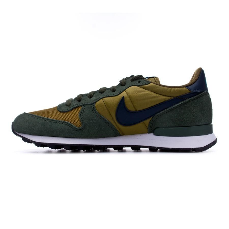 outlet store ca2b1 ef619 Trainers Nike Internationalist Green-Dark obsidian-Green - Football store  Fútbol Emotion
