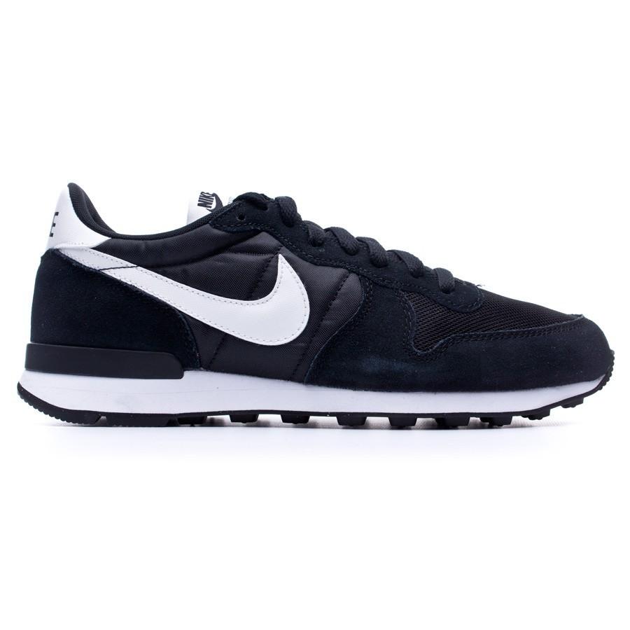 release date: 2a696 6ffcb Trainers Nike Internationalist Black-White-Neutral grey-White - Tienda de  fútbol Fútbol Emotion