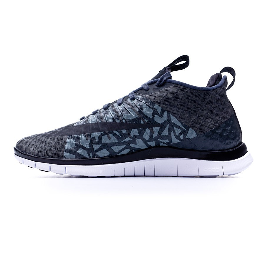 ad86e139961a Trainers Nike Nike Free Hypervenom 2 FC Anthracite-Black-Grey-White -  Football store Fútbol Emotion